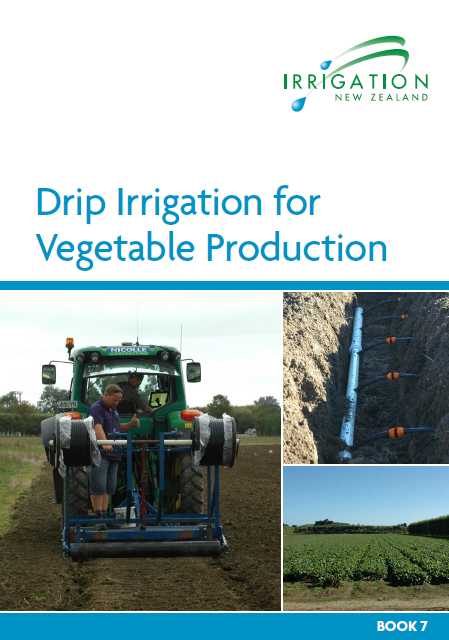 Drip-micro for Vegetable Cropping : Irrigation NZ